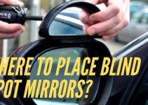 Where to place blind spot mirrors