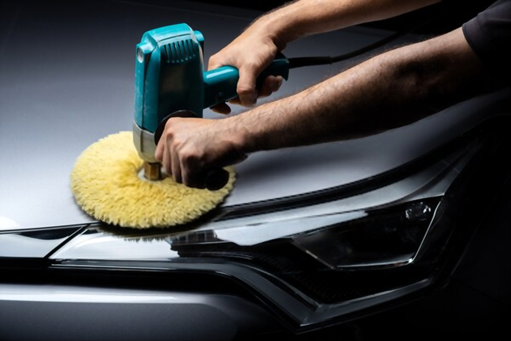 different types of buffing
