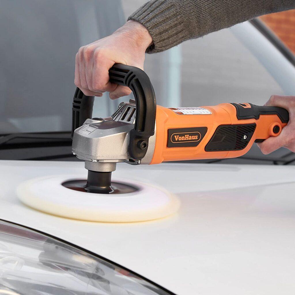 vonhaus rotatry car polisher