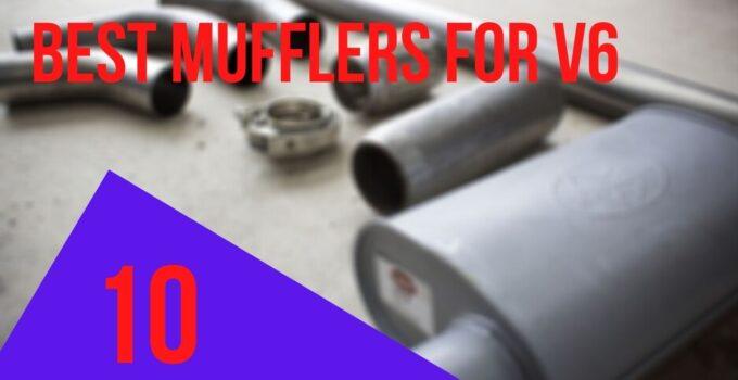 best muffler for V6