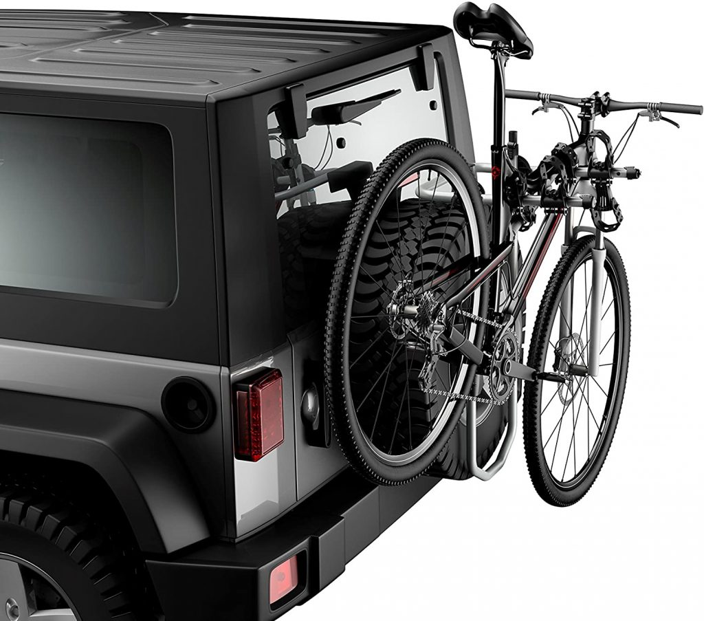 Spare Me 2 Spare Tire Carrier