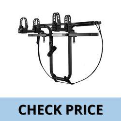 Hollywood Racks SR1 Spare Tire & 2-Bike Rack